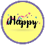 логотип IHAPPY