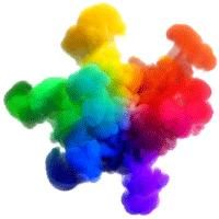 Цветной дым (Факел)