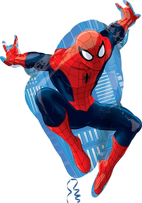 Фигура Человек Паук Совершенный, 111*93 см