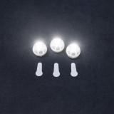 Светодиод мини для подсветки шара Белый / 20 шт / Китай