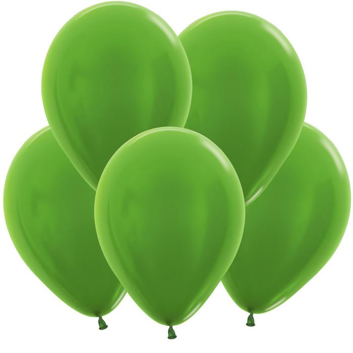 Светло-Зелёный, Метал, 30 см / 100 шт / Колумбия