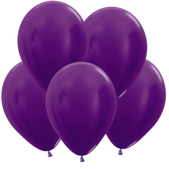 Фиолетовый, Метал,  30 см / 100 см / Колумбия