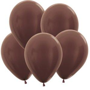 Шоколадный, Метал, 30 см / 100 шт / Колумбия