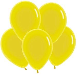 Жёлтый, Кристал, 30 см / Колумбия
