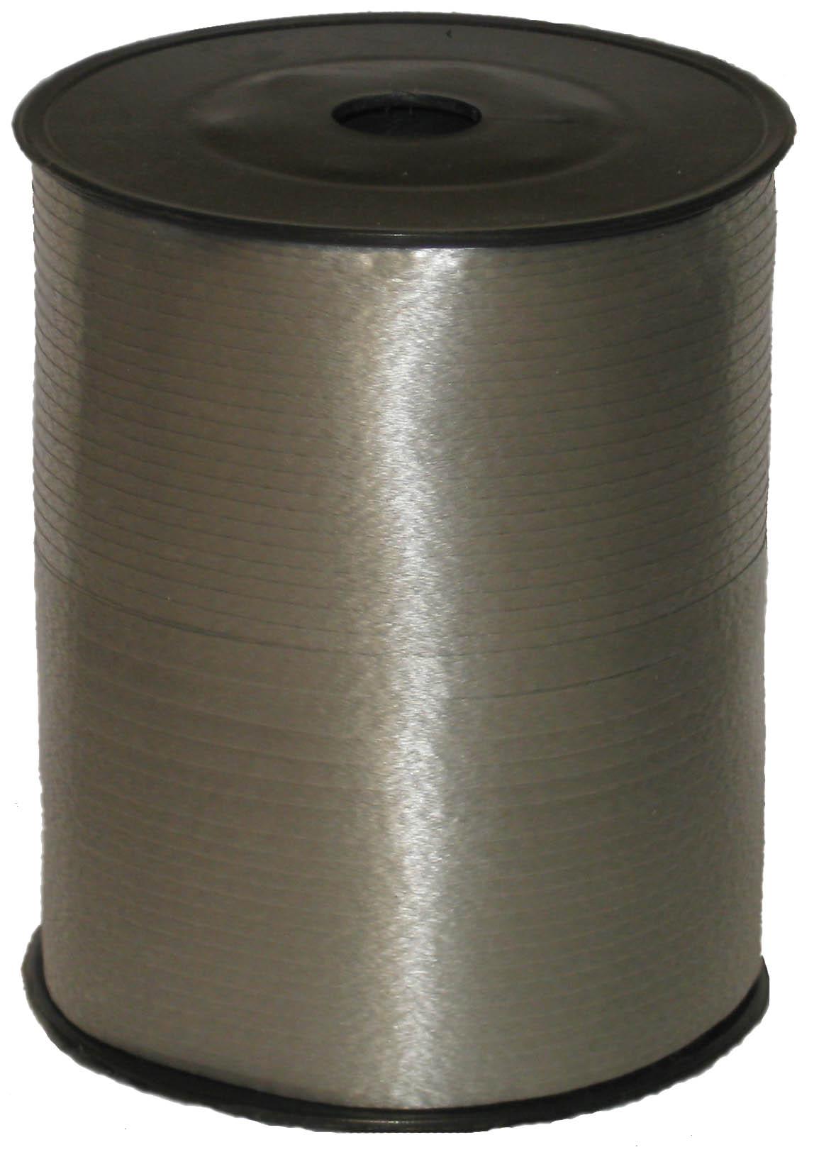 Лента цвет Серебро, бобина 0,5 см / 500 м, Россия