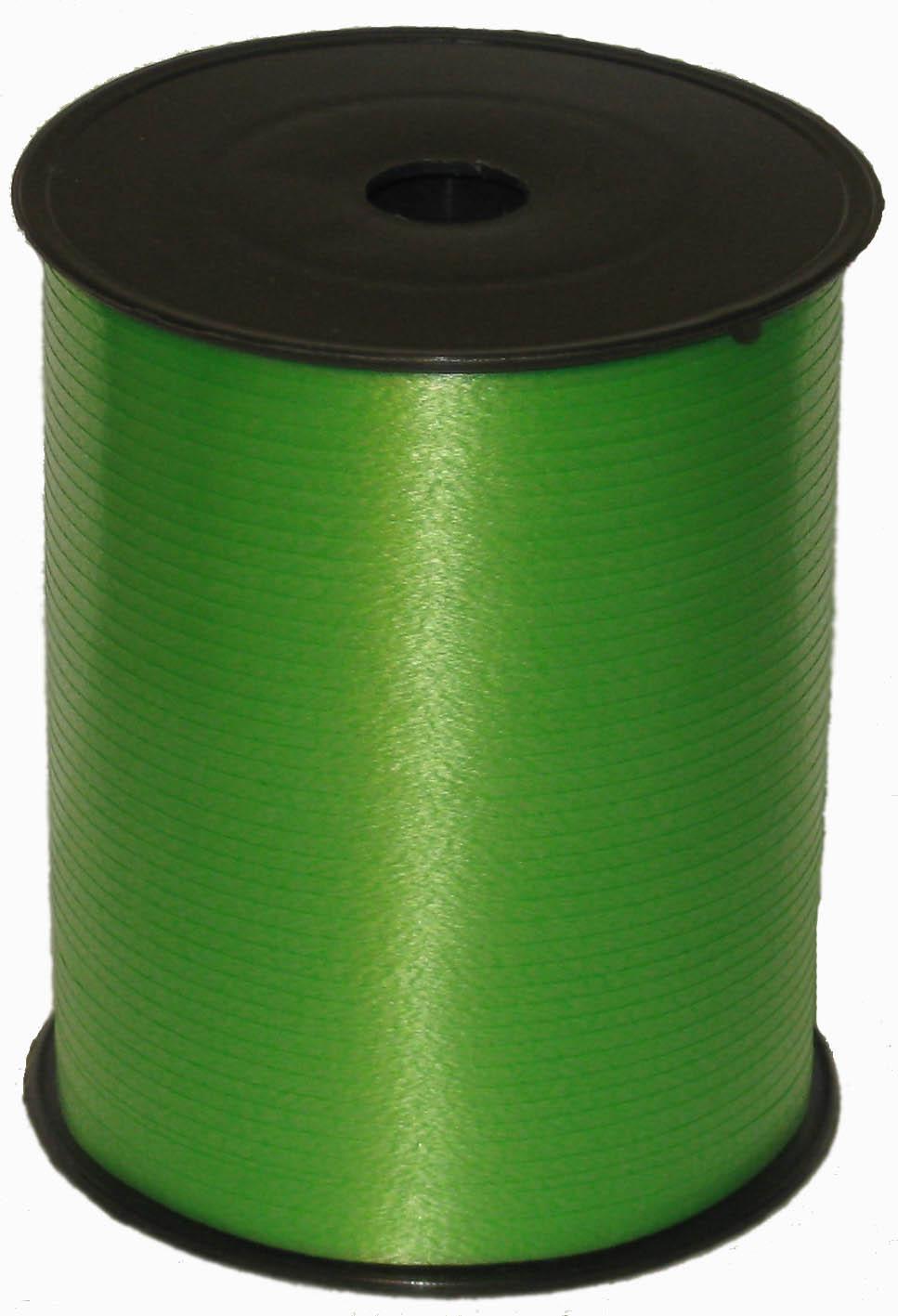 Лента цвет Зеленый, бобина 0,5 см / 500 м, Россия