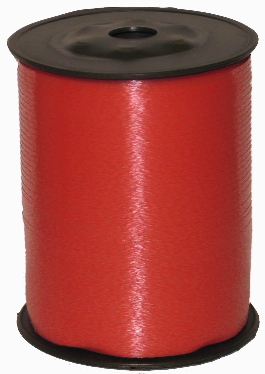 Лента цвет Вишневый, бобина 0,5 см / 500 м, Россия