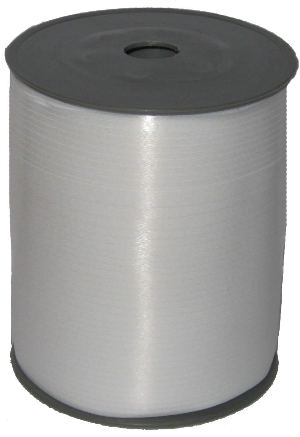 Лента цвет Белый, бобина 0,5 см / 500 м, Россия