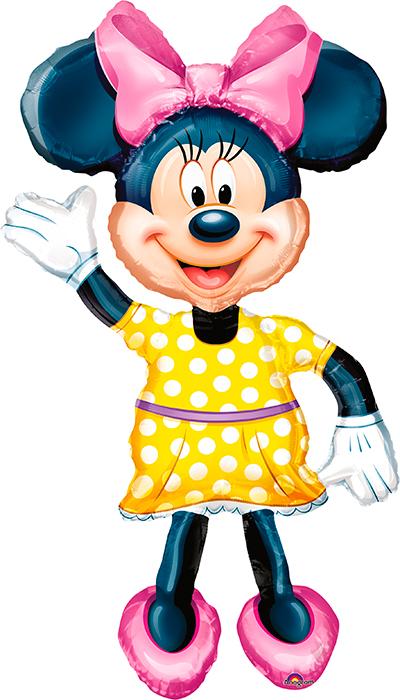 Минни Маус в упаковке / Minnie Mouse AWK P80 / 1 шт / США