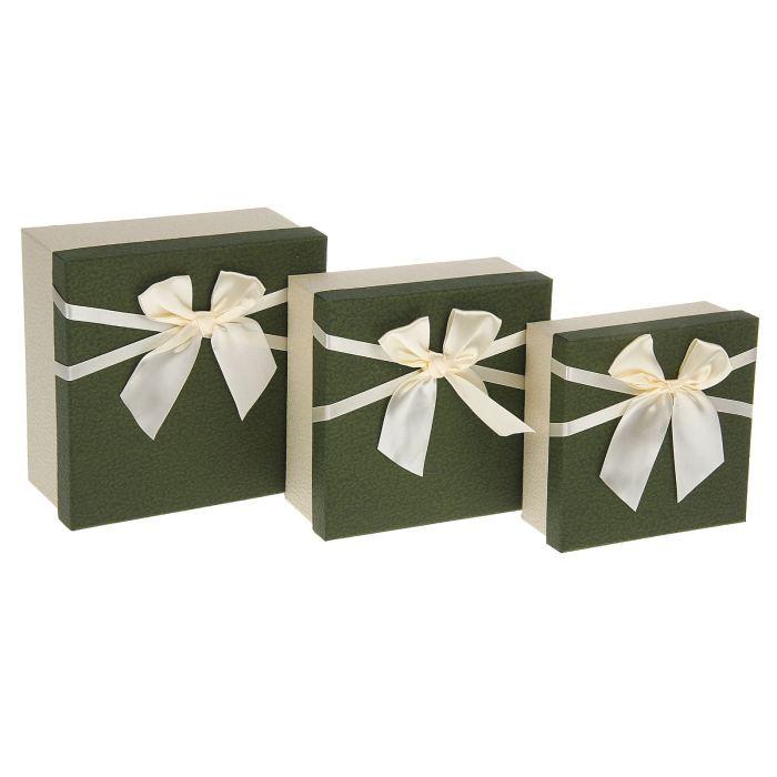 Коробка квадрат