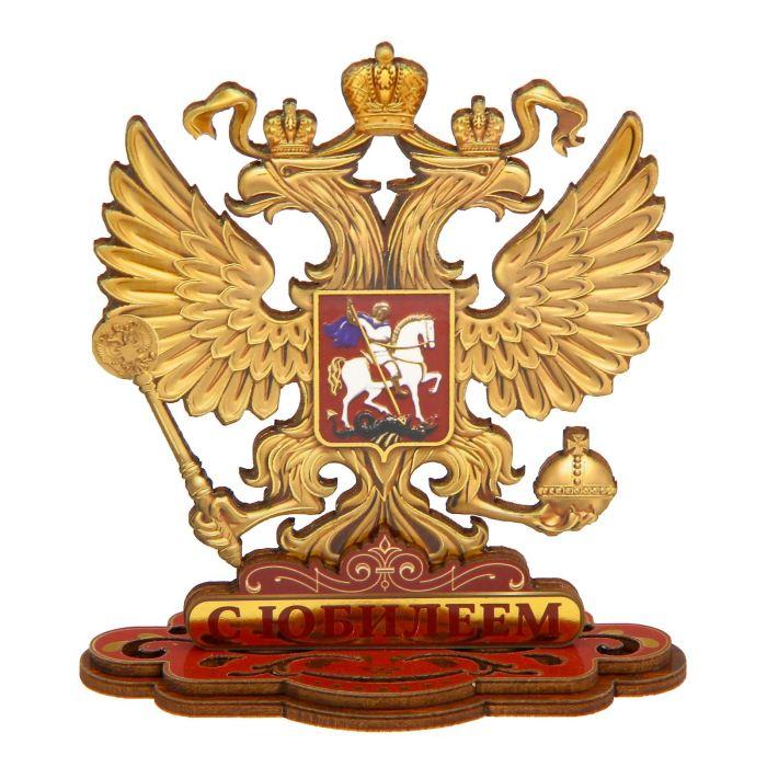 Фигура орел на подставке