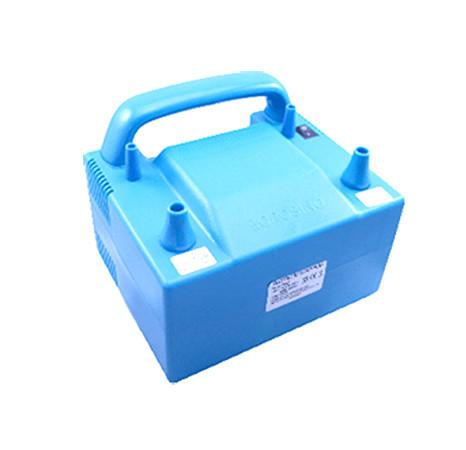 Компрессор с двумя клапанами плавного нажатия Голубой (Китай)