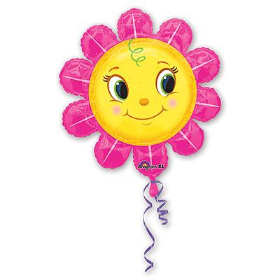 Шар-фигура Цветок солнечный, 35*91 см