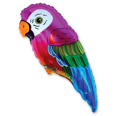 Супер Попугай, 43*89 см