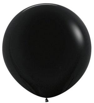 Чёрный, Пастель, 1 метр / 10 шт / Колумбия