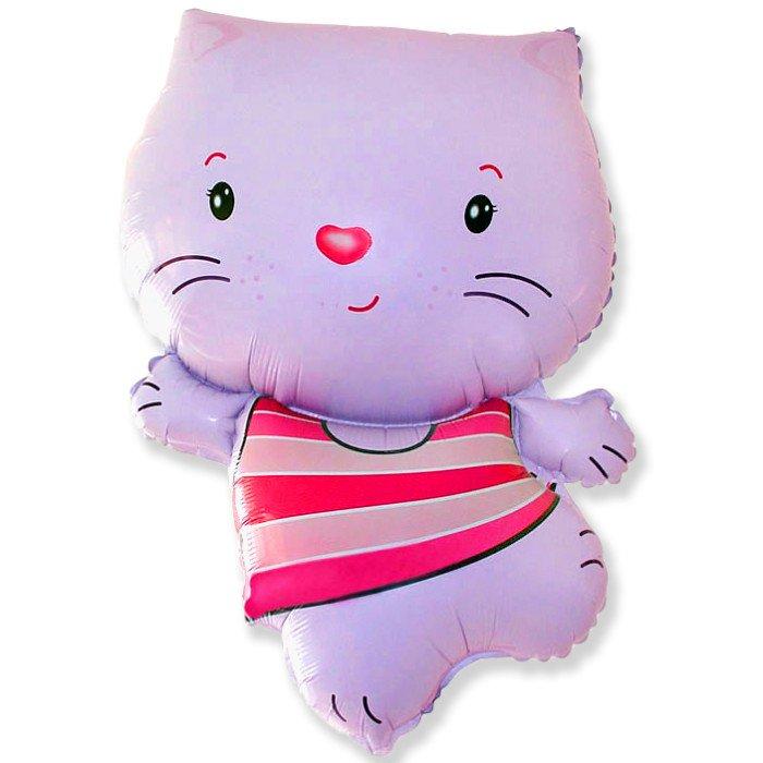 Котёнок (фуксия), 79*53 см