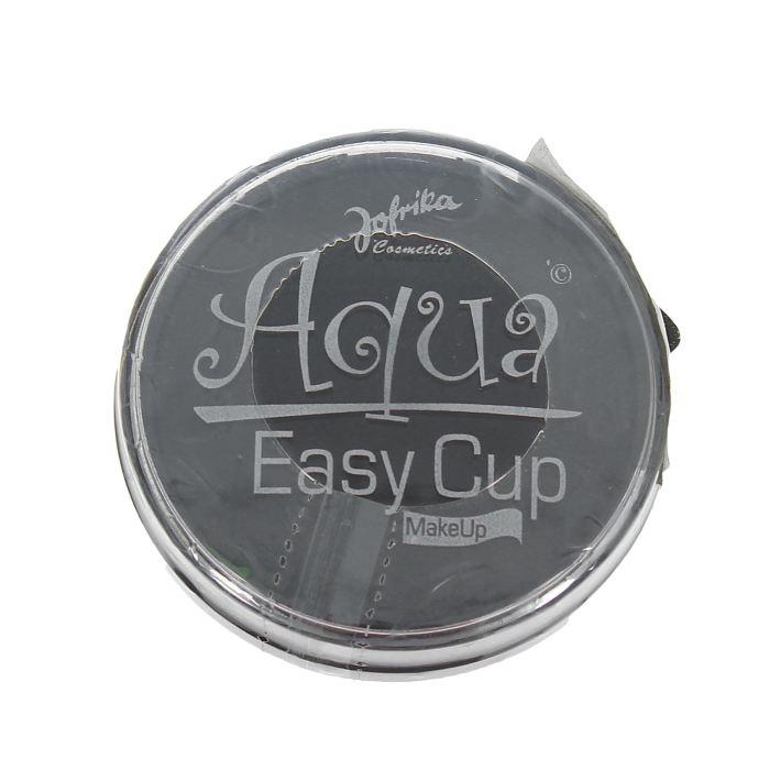 Аквагрим Aqua Easy Cup , черный цвет, 16 г