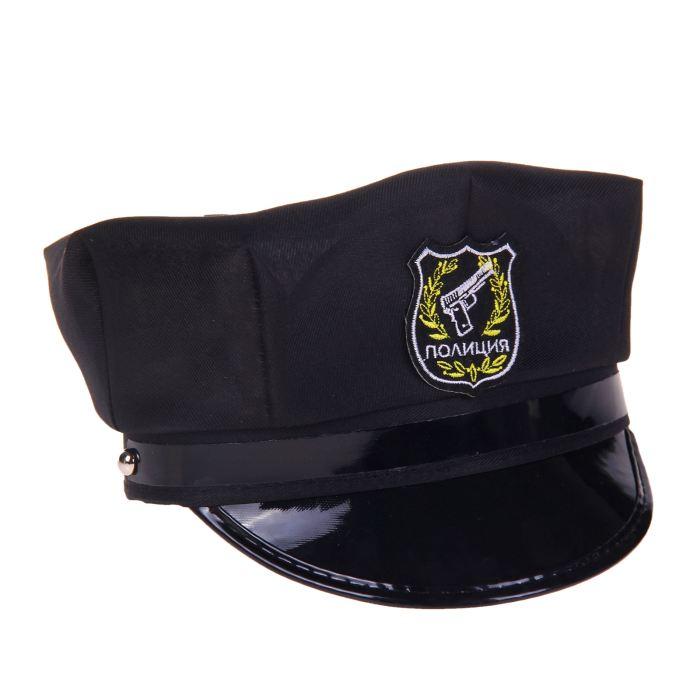 Шляпа полицейского детская