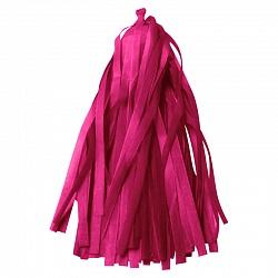 Гирлянда Тассел, Розовая, 3 м, 12 листов