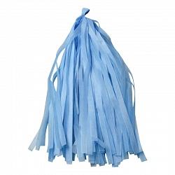 Гирлянда Тассел, Голубая, 3 м, 12 листов