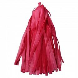 Гирлянда Тассел, Красная, 3 м, 12 листов