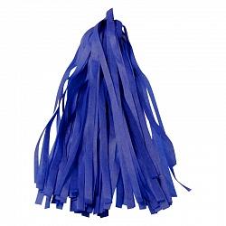 ирлянда Тассел, Синяя, 3 м, 12 листов
