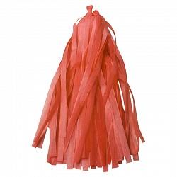 Гирлянда Тассел, Оранжевая, 3 м, 12 листов