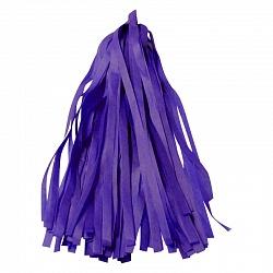 Гирлянда Тассел, Фиолетовая, 3 м, 12 листов