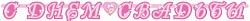 Гирлянда - буквы С Днем Свадьбы, Лилия, длина 210 см