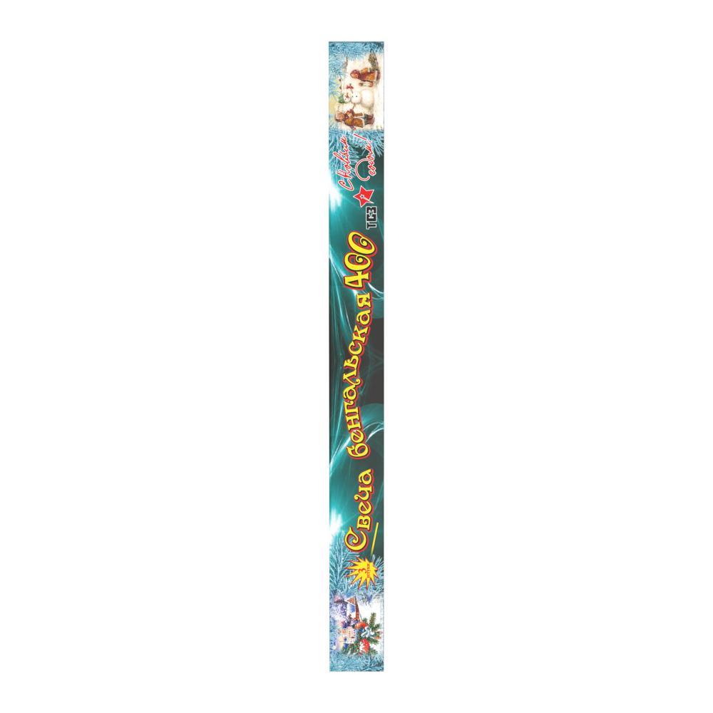 Бенгальские огни 40 см, в упаковке 3 шт