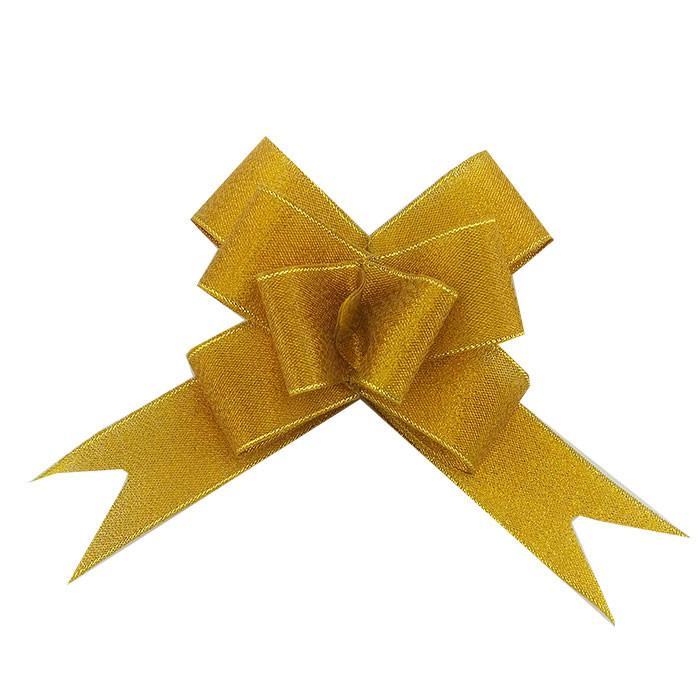 Бант-бабочка Текстиль С глиттером