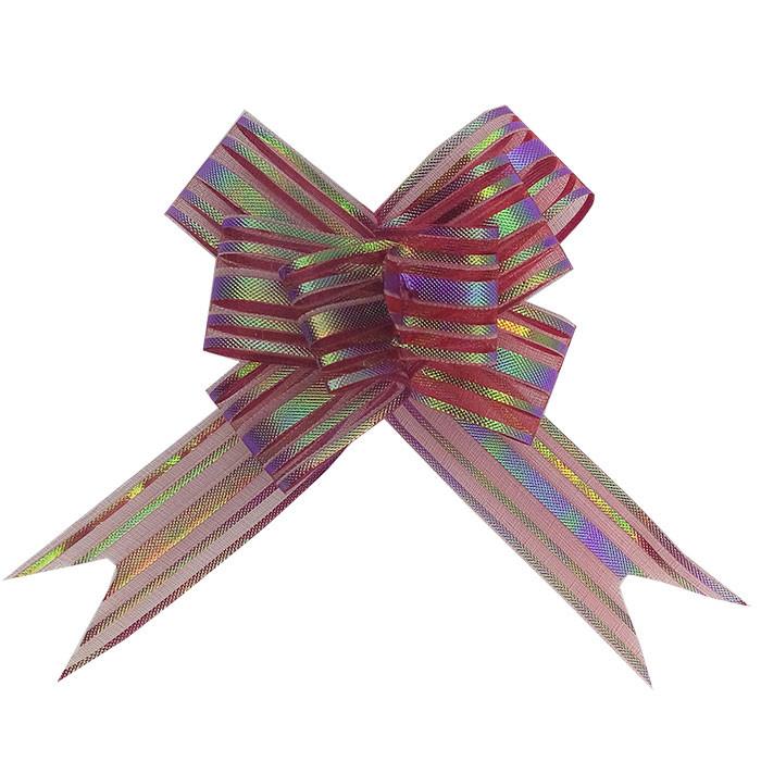 Бант-бабочка Текстиль/Перламутр