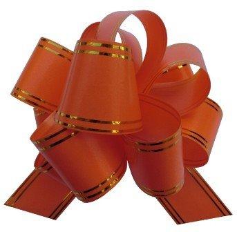 Бант-шар С золотой полоской