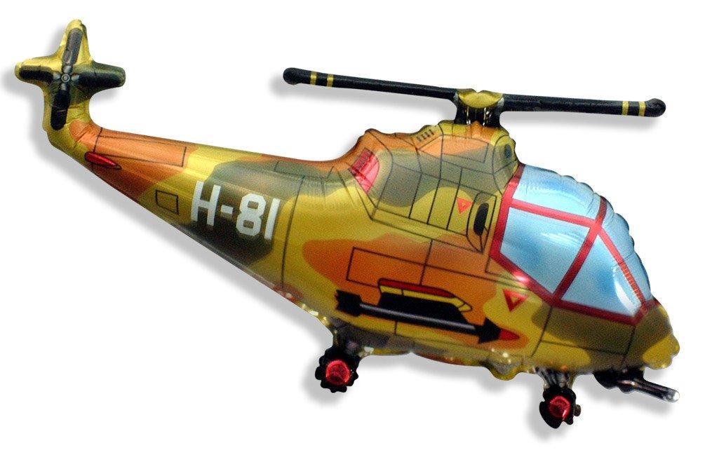 Вертолет (военный), 56*97 см