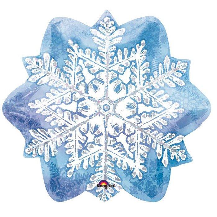 Фигура Снежинка, 53*50 см