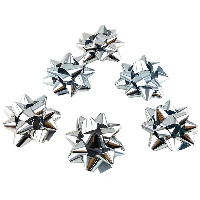 Бант-звезда Метал