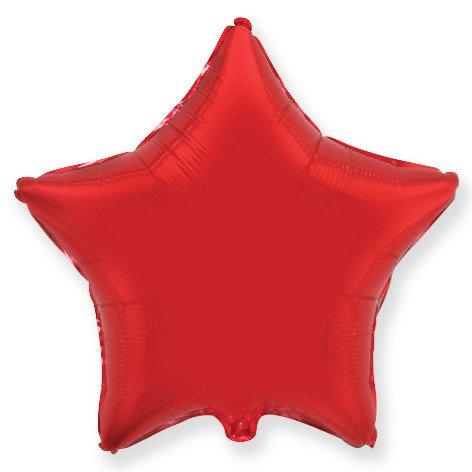 Звезда Красный, 10 см