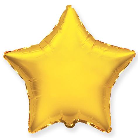 Звезда Золото, 23 см