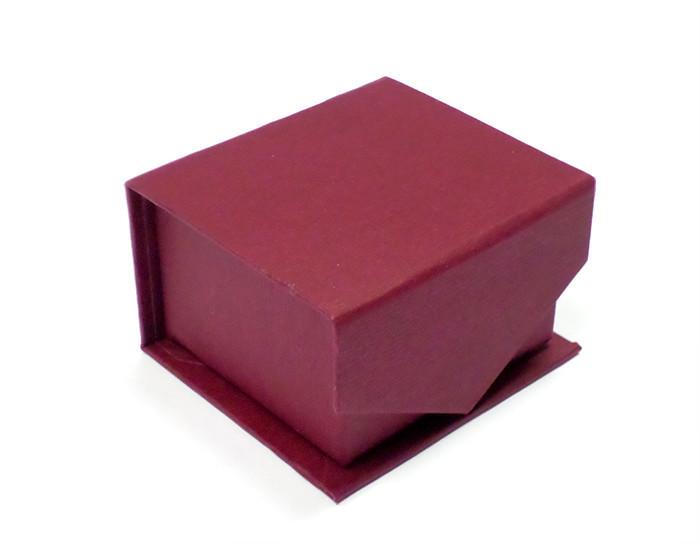 """Коробок """"Элит"""" Шоколадный прямоугольник 5,5*5*3,5 см"""
