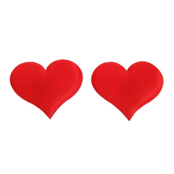Сердечки-наклейки
