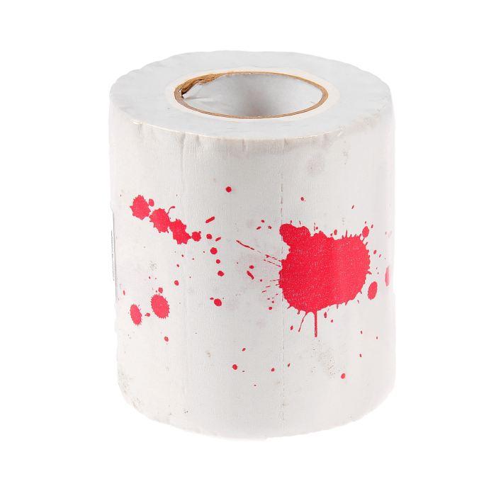 Прикол туалетная бумага двухслойная