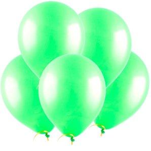 Зеленый, Пастель, 23 см / 100 шт / Турция