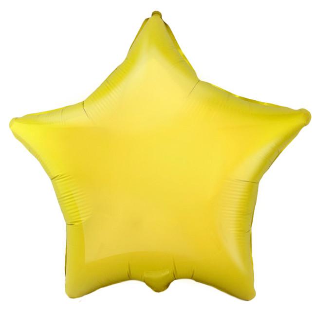 Звезда Жёлтый, 48 см
