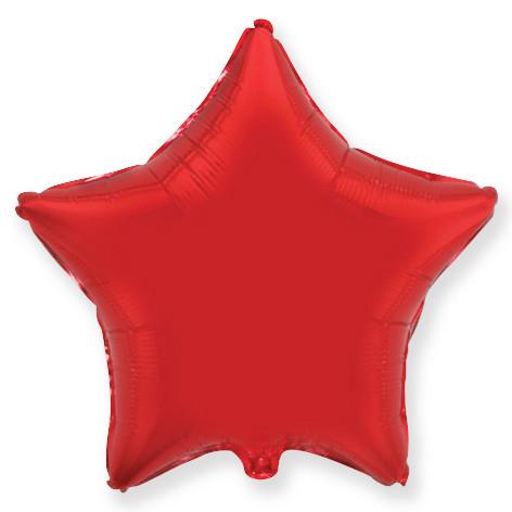 Звезда Красный, 78 см