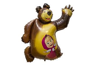 ФИГУРА Маша и Медведь, 89 см
