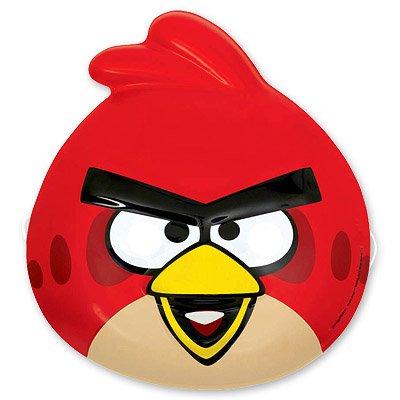 Маска Angry Birds пластик