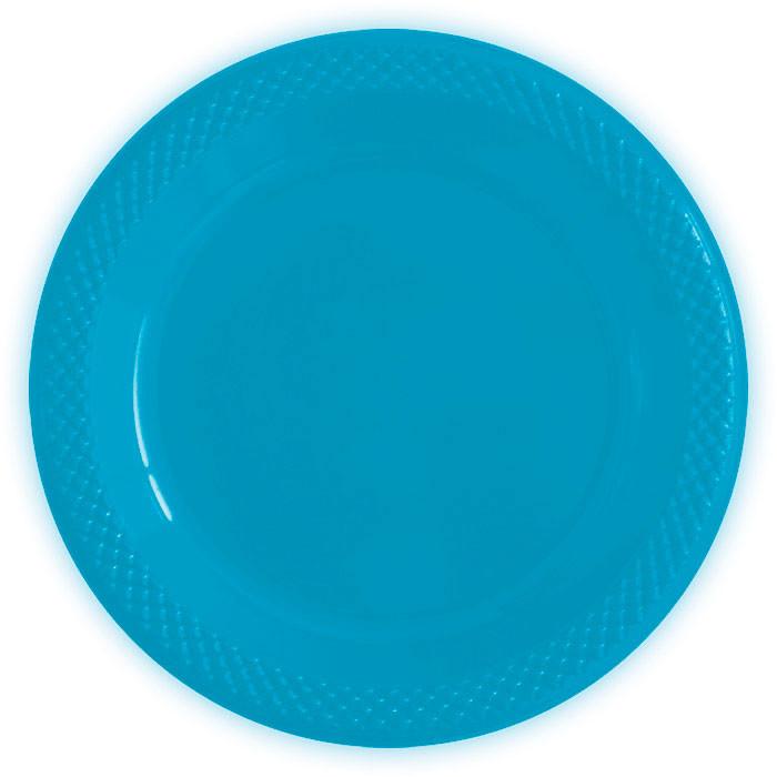 Тарелки пластиковые