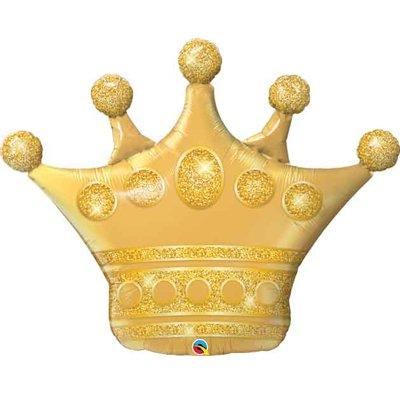 П ФИГУРА 6 Корона золото  41/104см