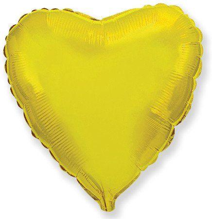 Сердце Золото, 10 см