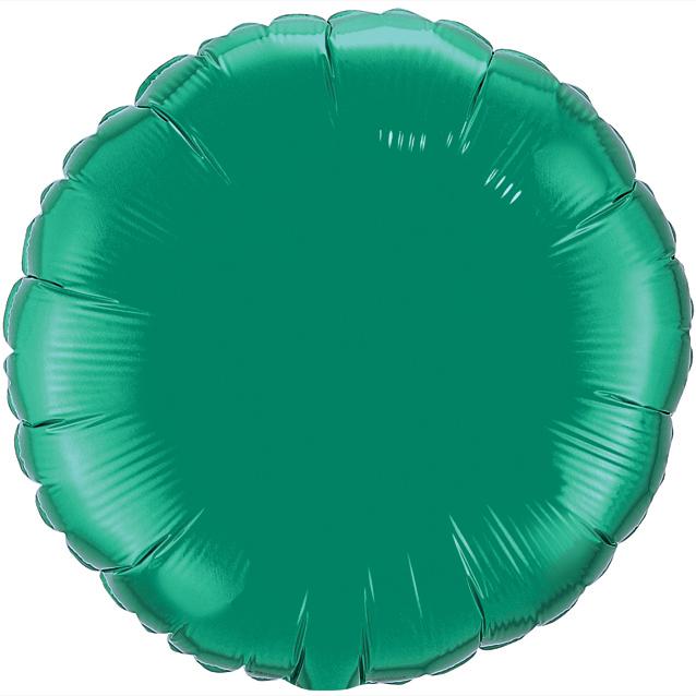Круг Зеленый / Rnd Green, 23 см